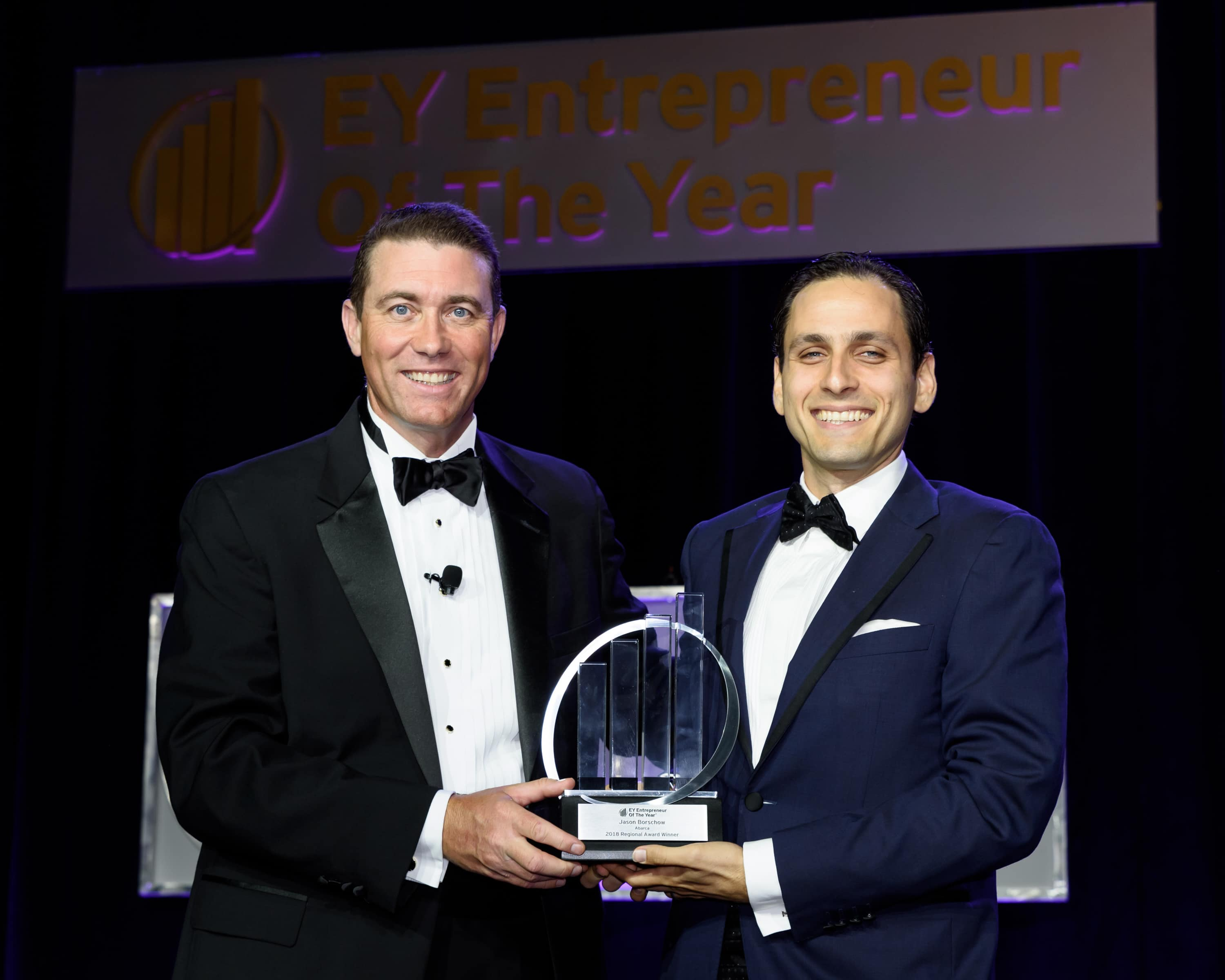 Jason borschow entrepreneur of the year
