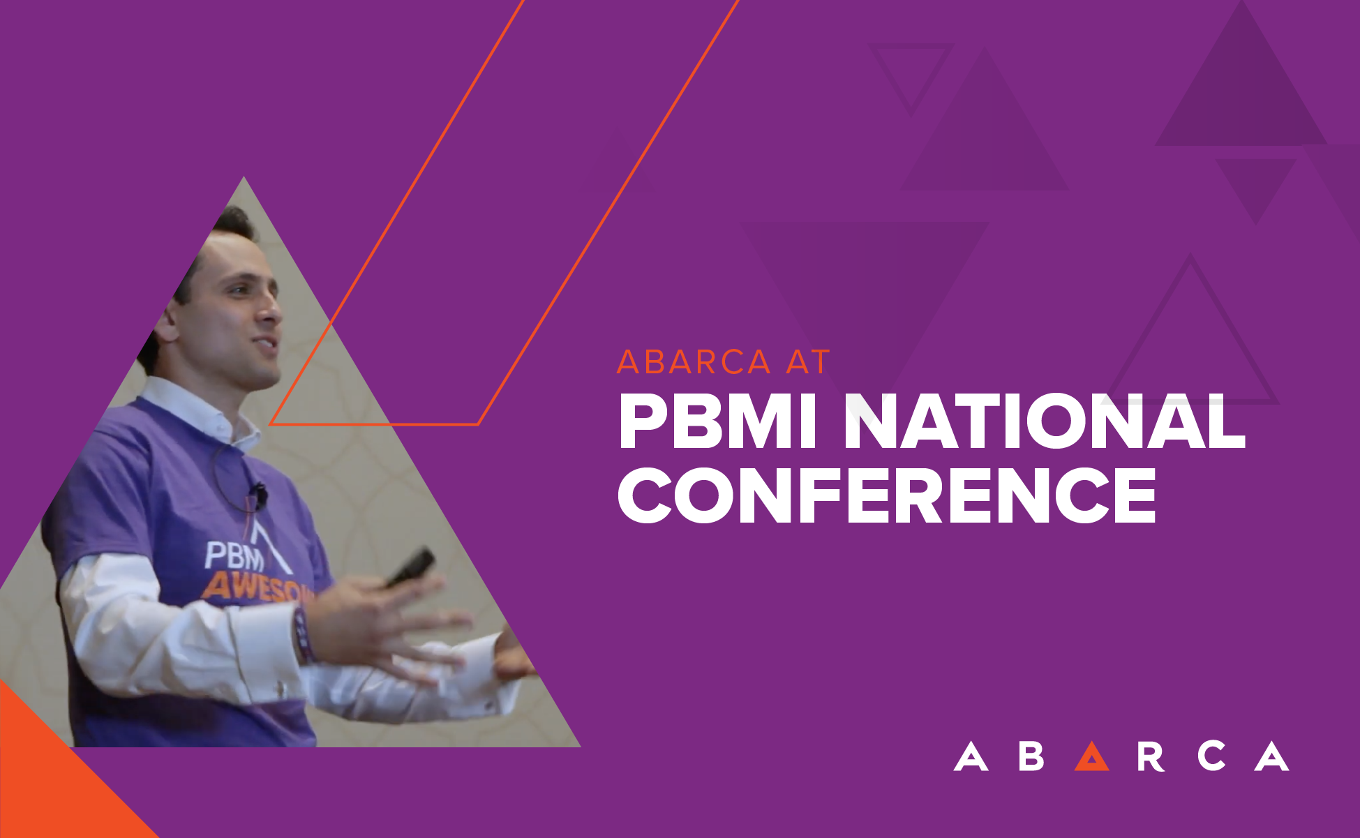 Abarca Leads Session on PBM Technology at PBMI National Conference