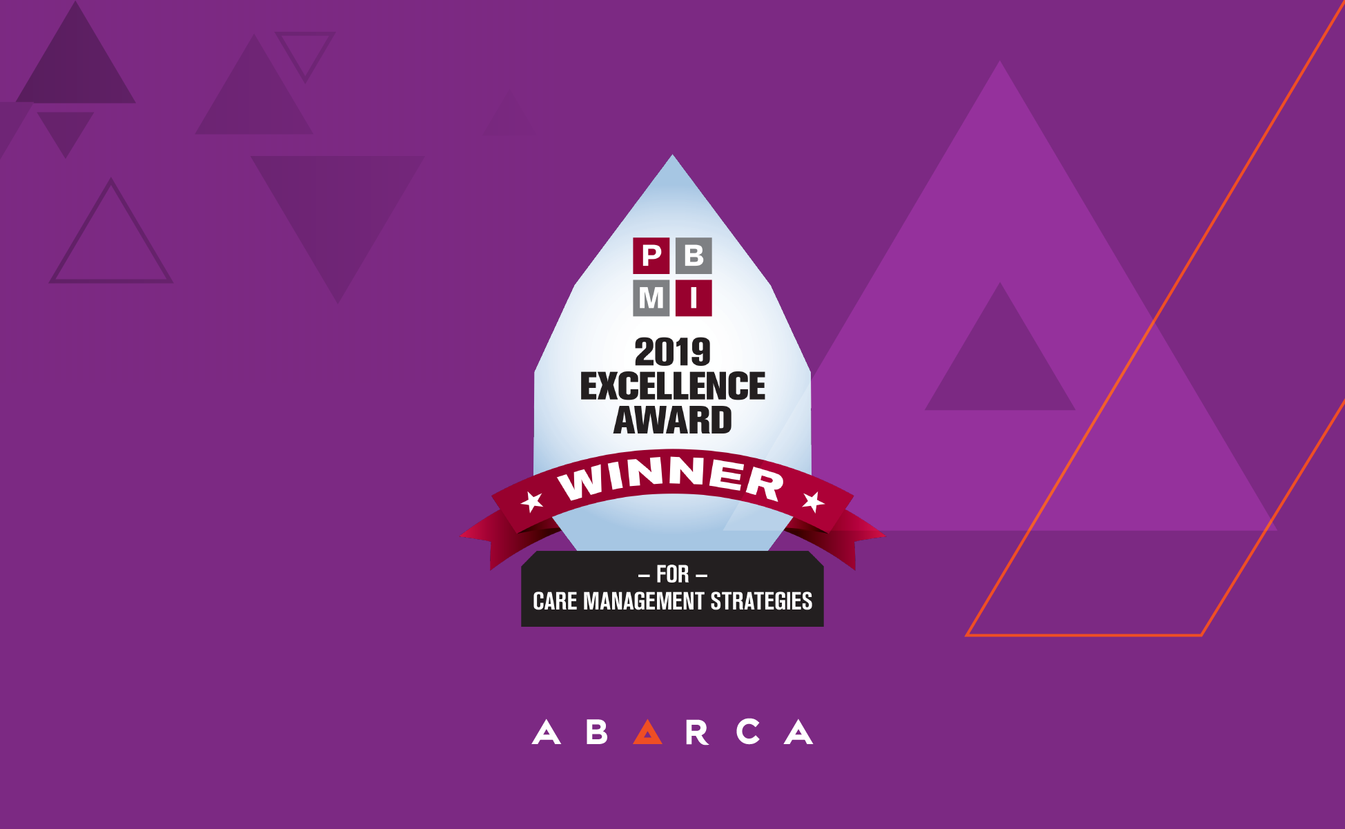 Abarca Receives PBMI Excellence Award for Care Management Strategies
