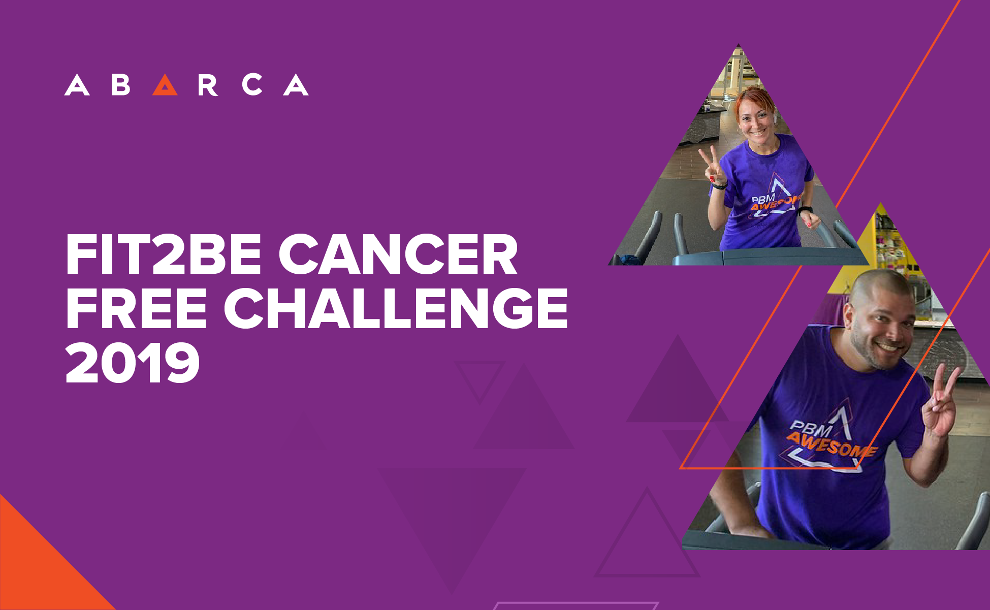 Abarca Health :Fit2Be Cancer Free Challenge