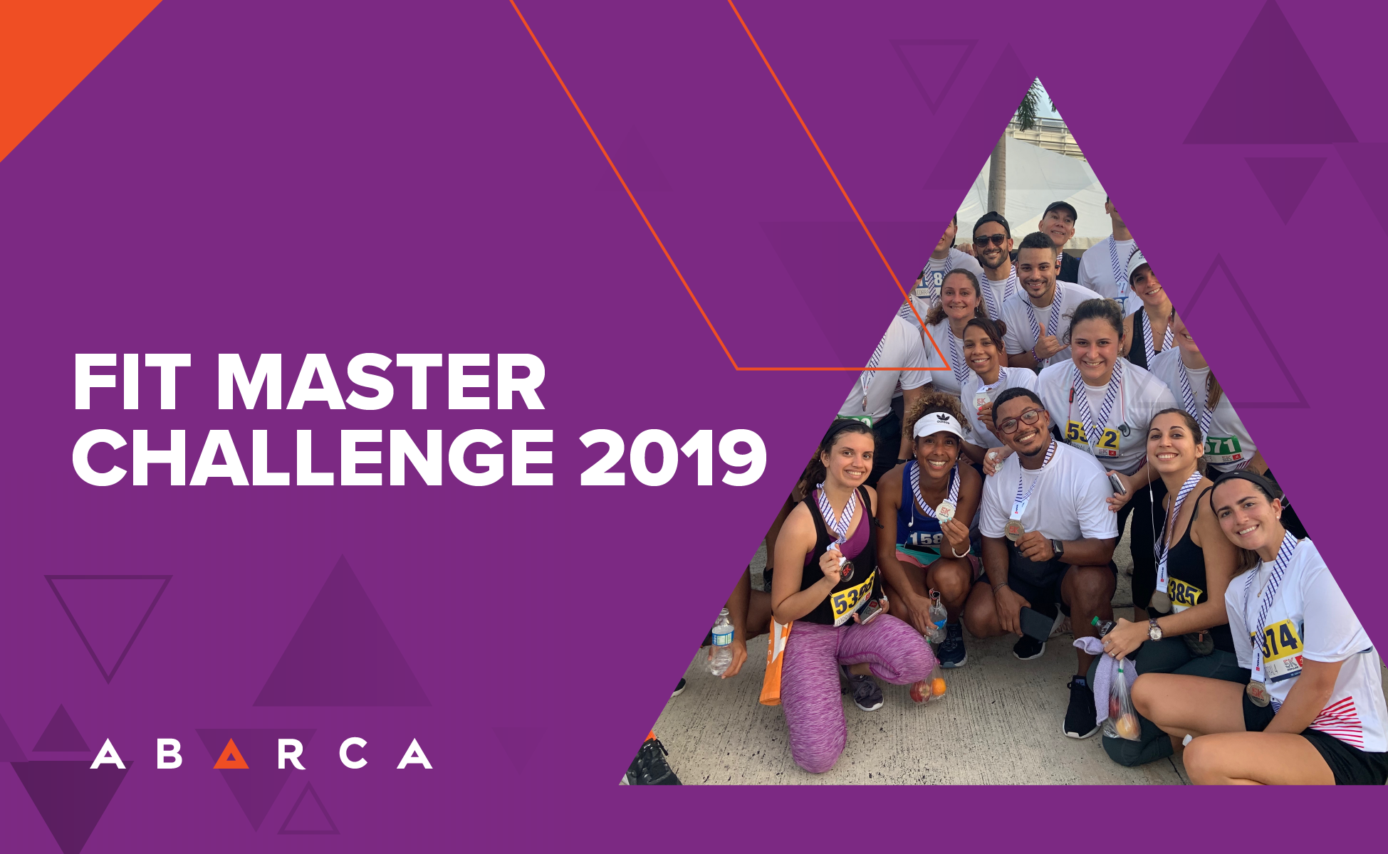 Abarca Health's Fit Master Challenge: physical health and mindfulness go hand in hand
