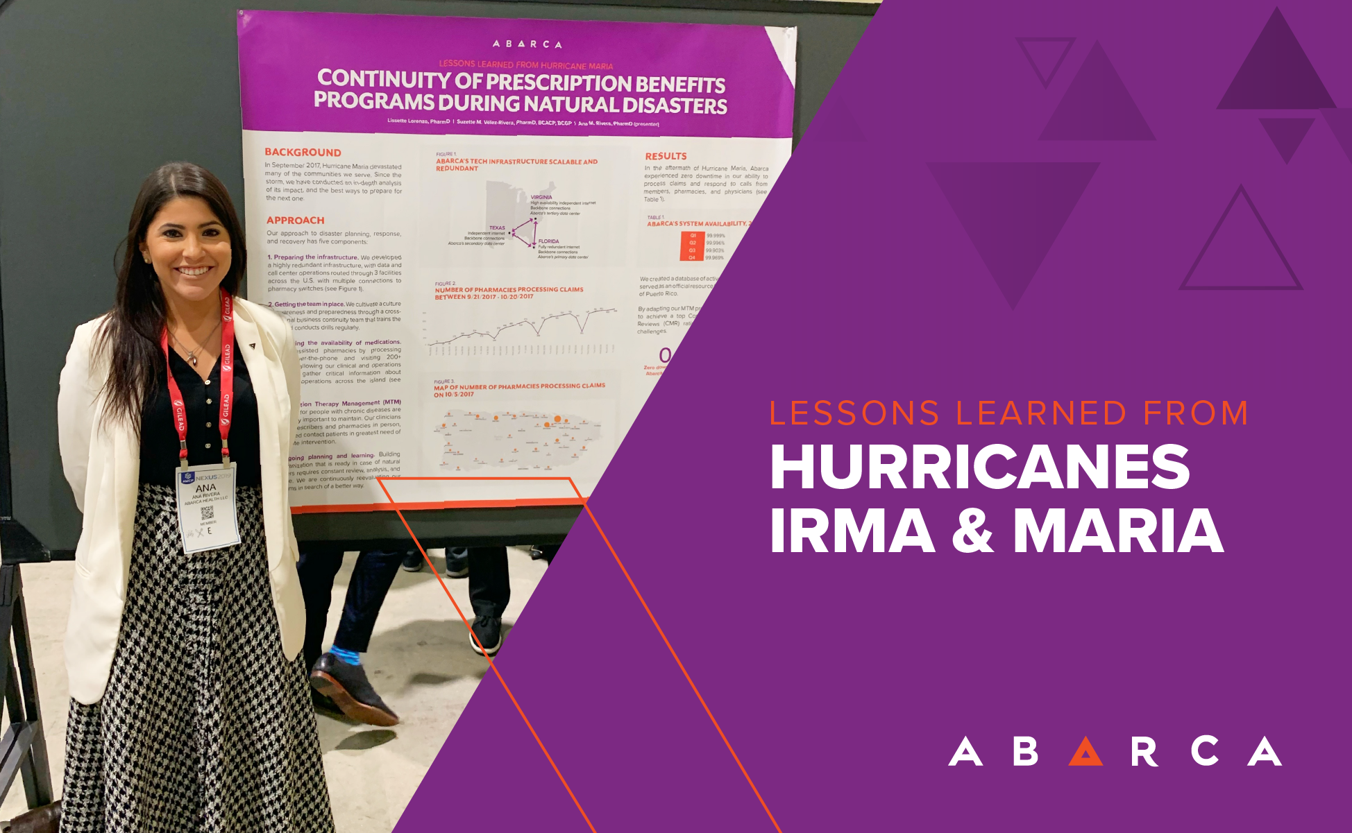 Abarca Health Case Study: Lessons learned from Hurricanes Irma and Maria
