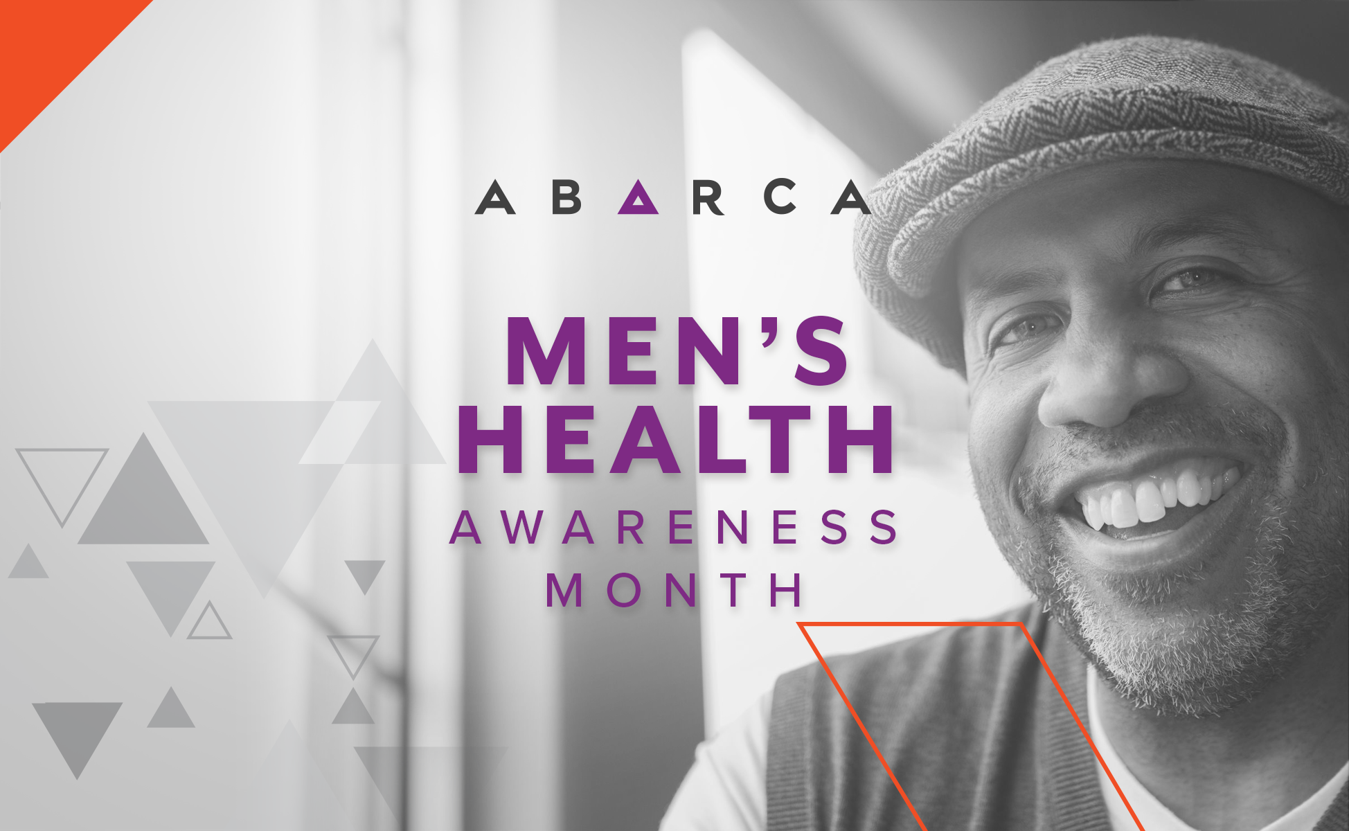 Abarca takes action this Movember by bringing awareness to Prostate and Testicular Cancers