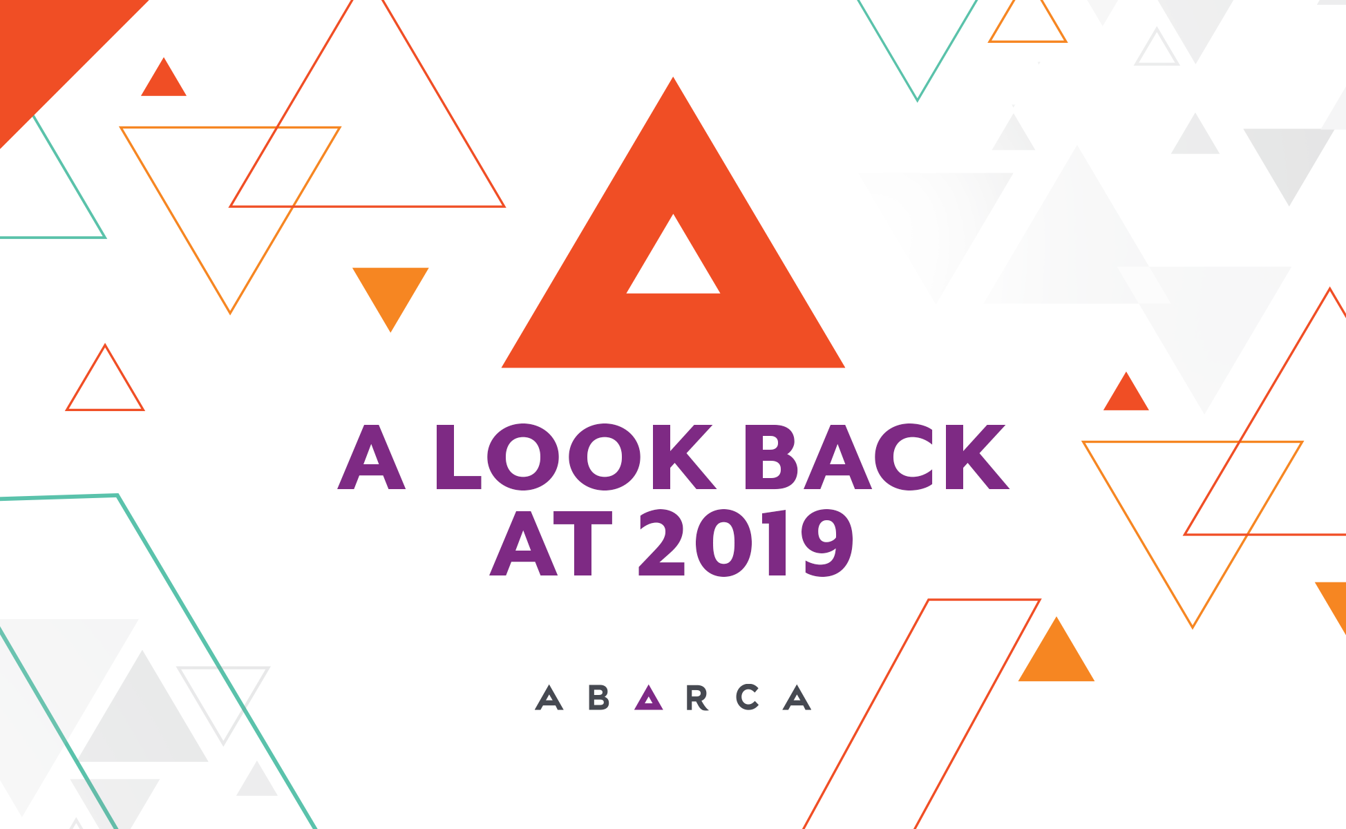 A Look Back at 2019: Abarca's Proudest Moments