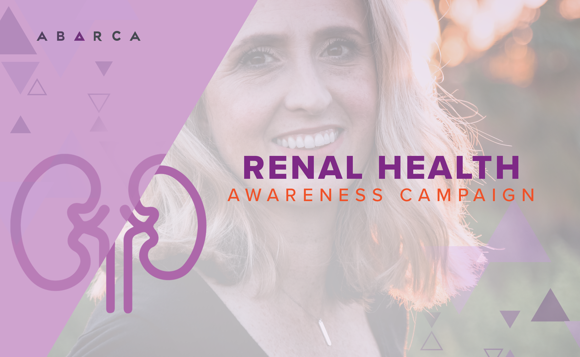 Abarca's Renal Health Awareness Campaign as part of the Better Care Community Program
