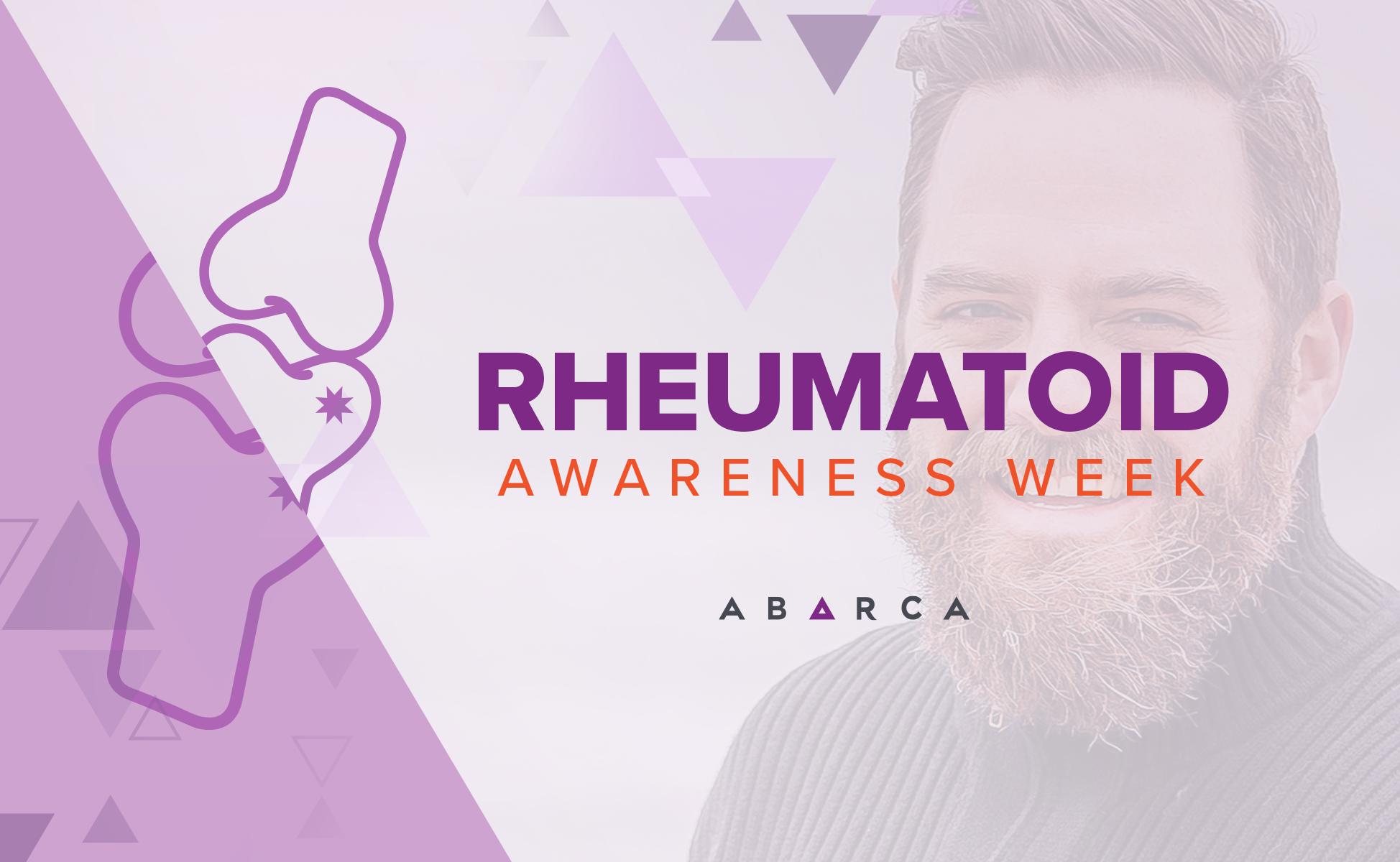 Abarca Health_Rheumatoid Arthritis Awareness Week