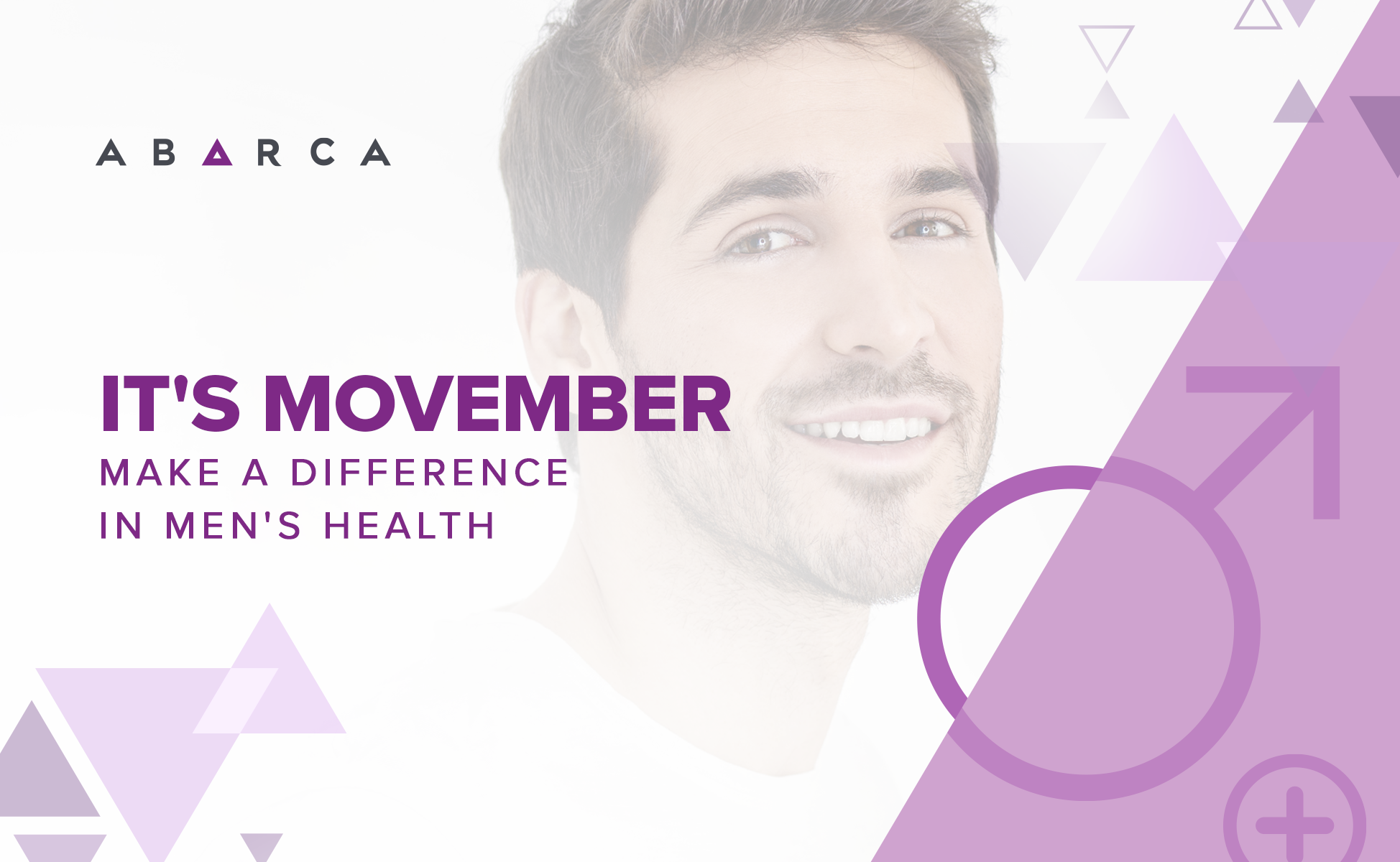 Abarca Health goes all in for Movember and Men's Health