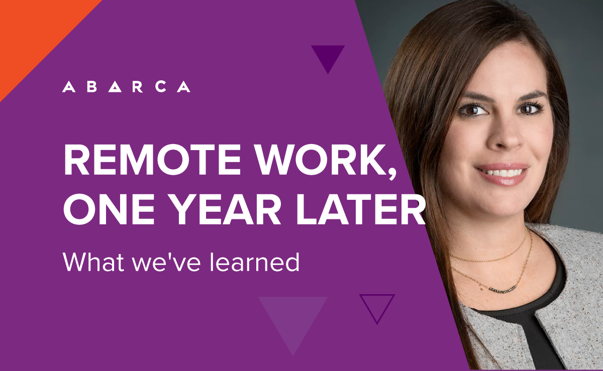 Abarca Health: What we learned from remote work