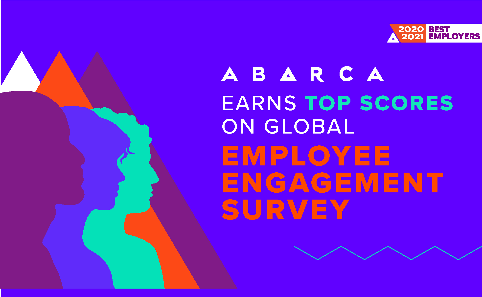 Abarca earns top scores on Kincentric's Global Employee Engagement Survey